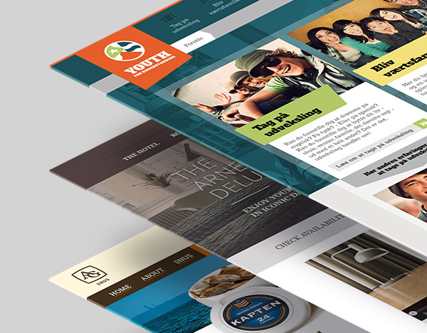 Behance case: Websites 2.0